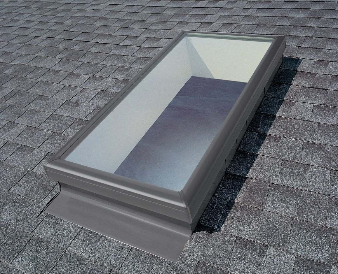 Electric Venting Curb Mounted Skylight Randolph Indoor