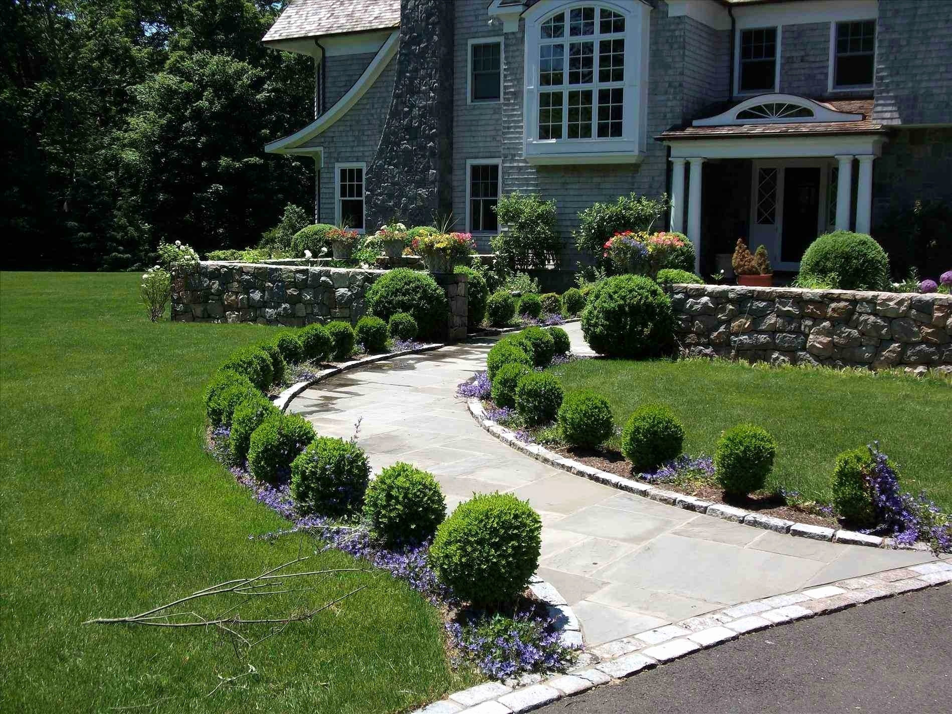 Custom Front Sidewalk Landscaping Ideas Randolph Indoor And