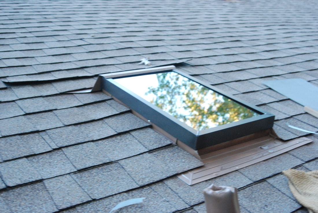 Deck Mounted Vs Curb Mounted Skylight Randolph Indoor And Outdoor