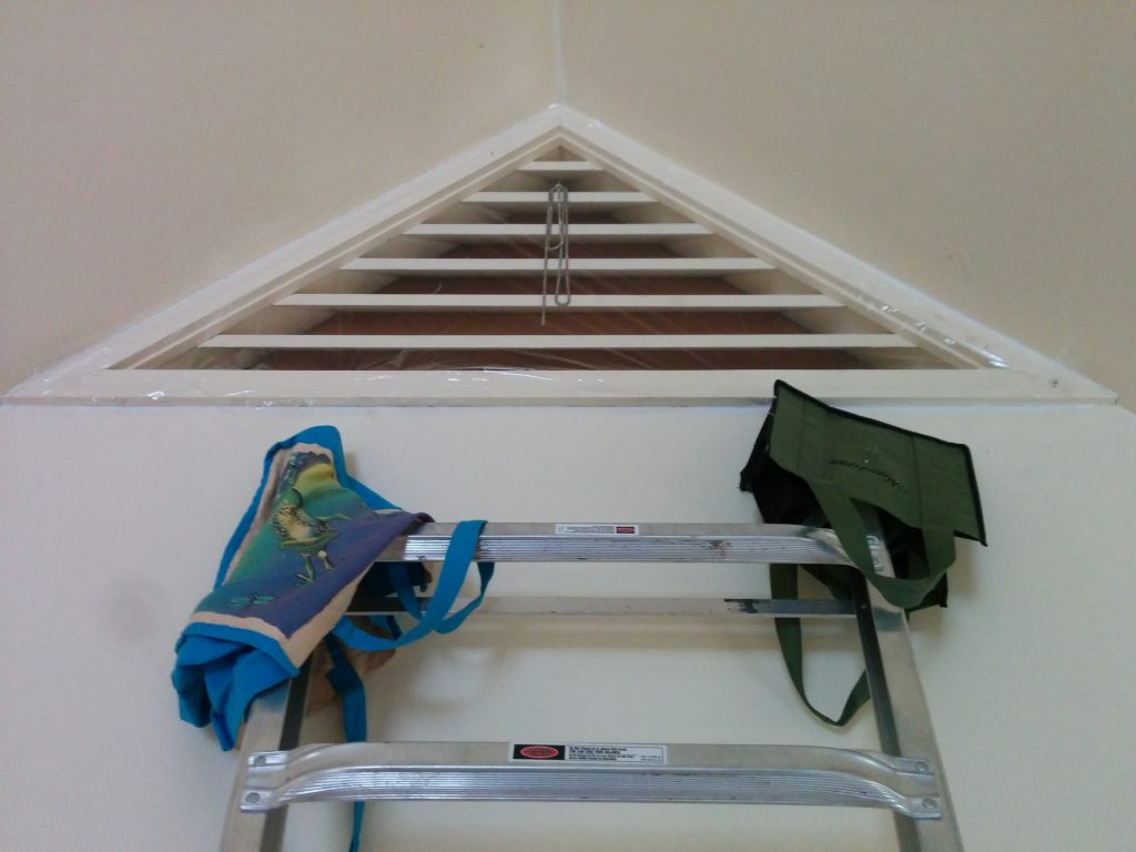 Decorative Triangle Gable Vents Randolph Indoor And