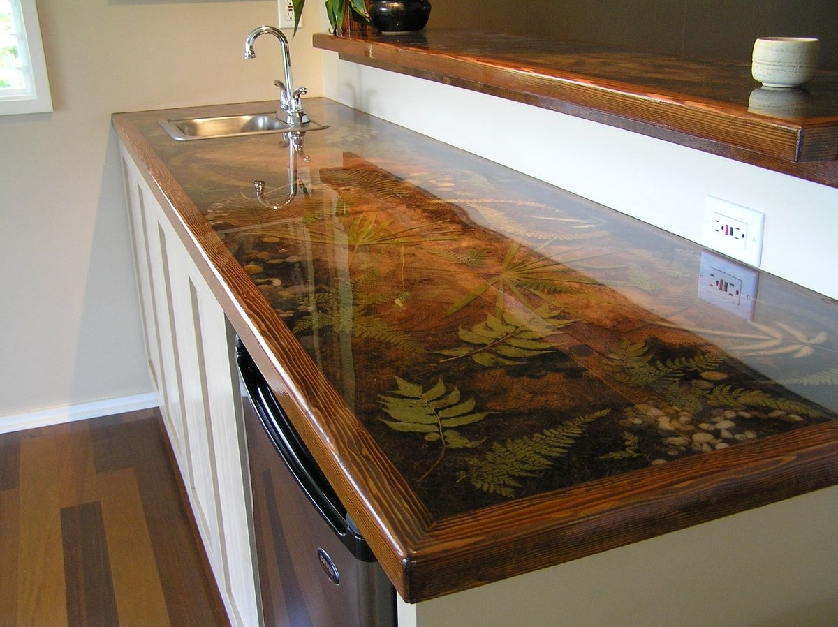Diy Epoxy Resin Countertops