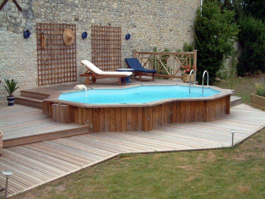 Semi Inground Swimming Pool Kits — Randolph Indoor and ...