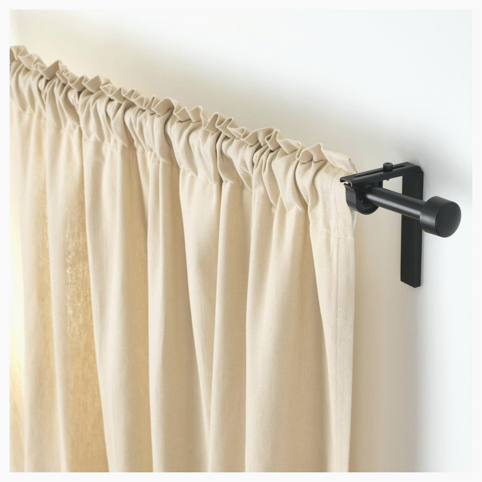 dunelm bendable curtain rod randolph indoor and outdoor. Black Bedroom Furniture Sets. Home Design Ideas