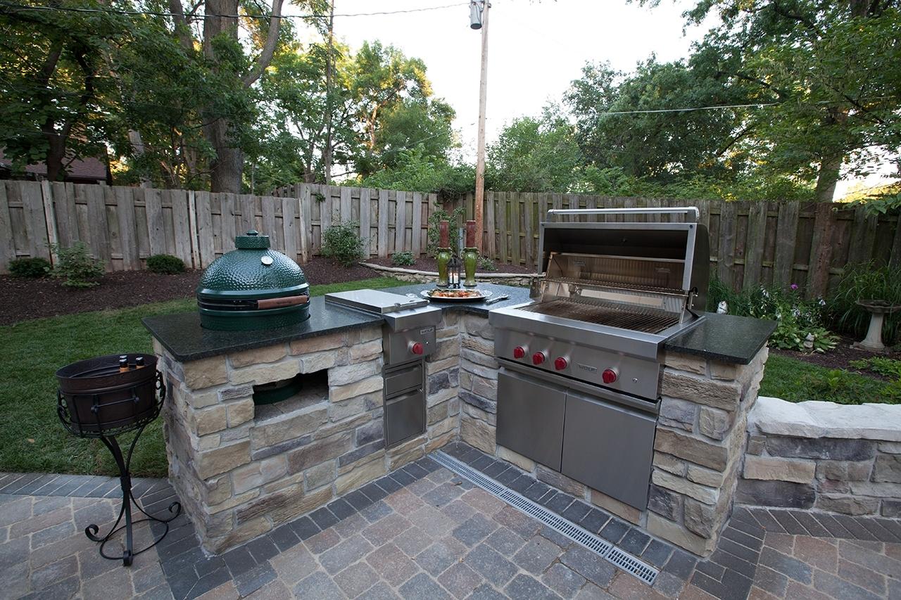 Eldorado Stone Outdoor Kitchen Patio — Randolph Indoor and ...