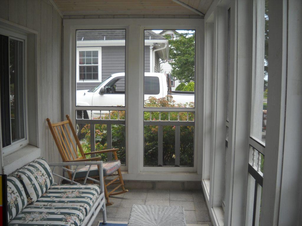 Enclosed Front Porch Windows Randolph Indoor And Outdoor