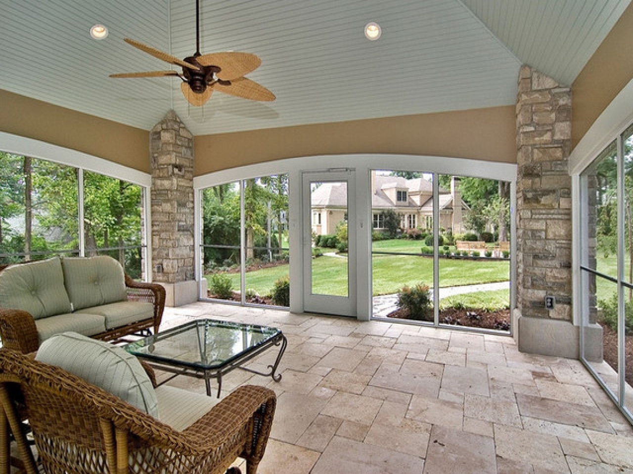 Enclosing A Porch With Plexiglass Randolph Indoor And