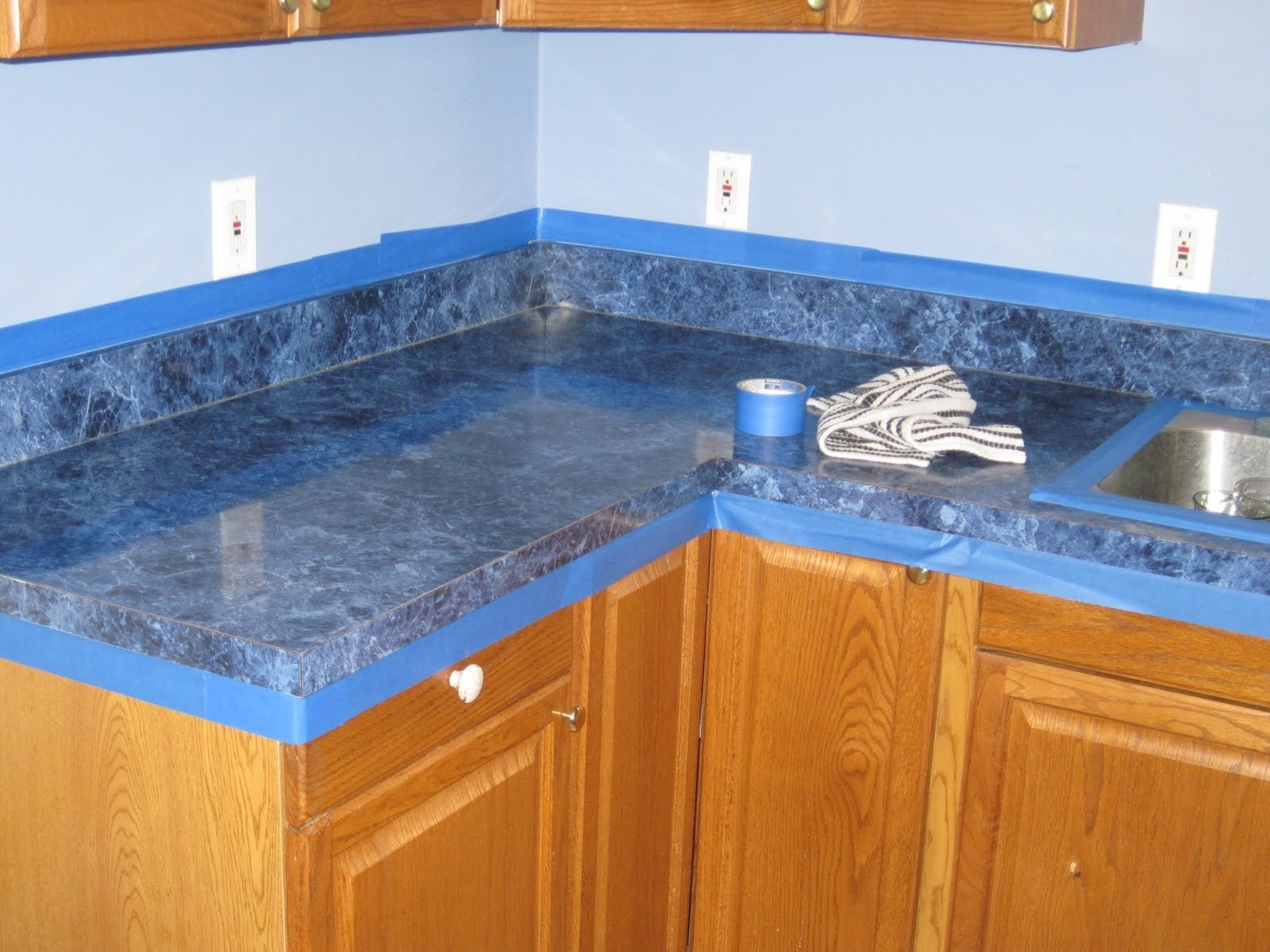 Epoxy Resin Countertops For Kitchen