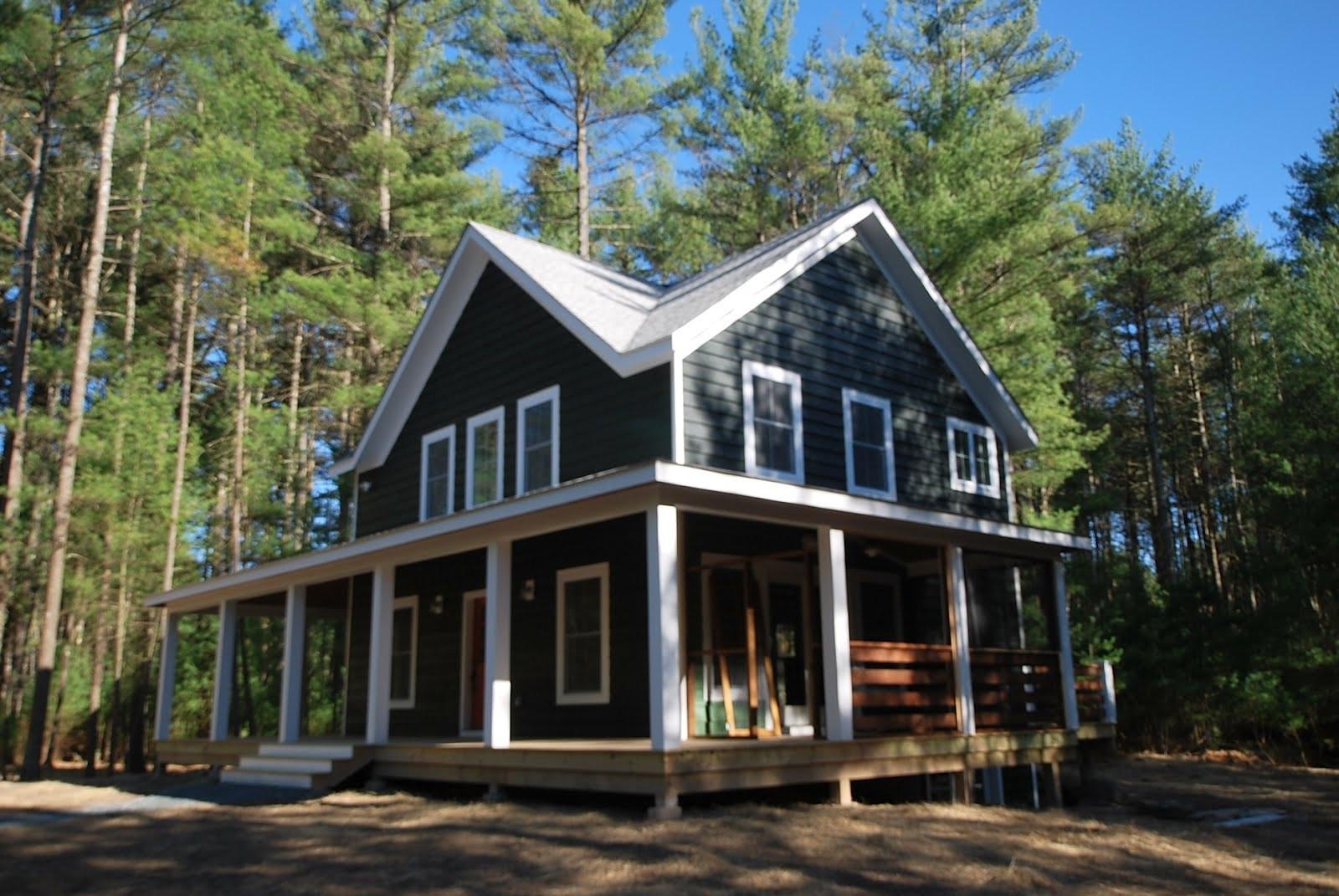 Colonial Farmhouse Plans Wrap Around Porch  Randolph