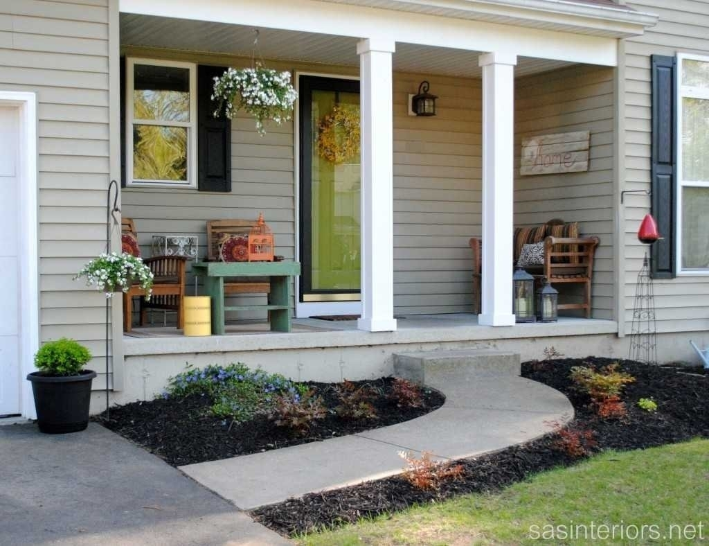 Gorgeous Front Porch Ideas For Small Houses