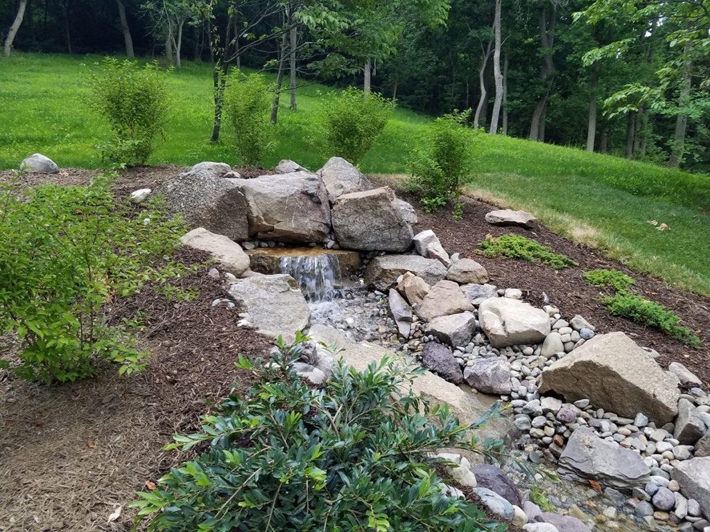 Creative Hillside Landscape Ideas Randolph Indoor And