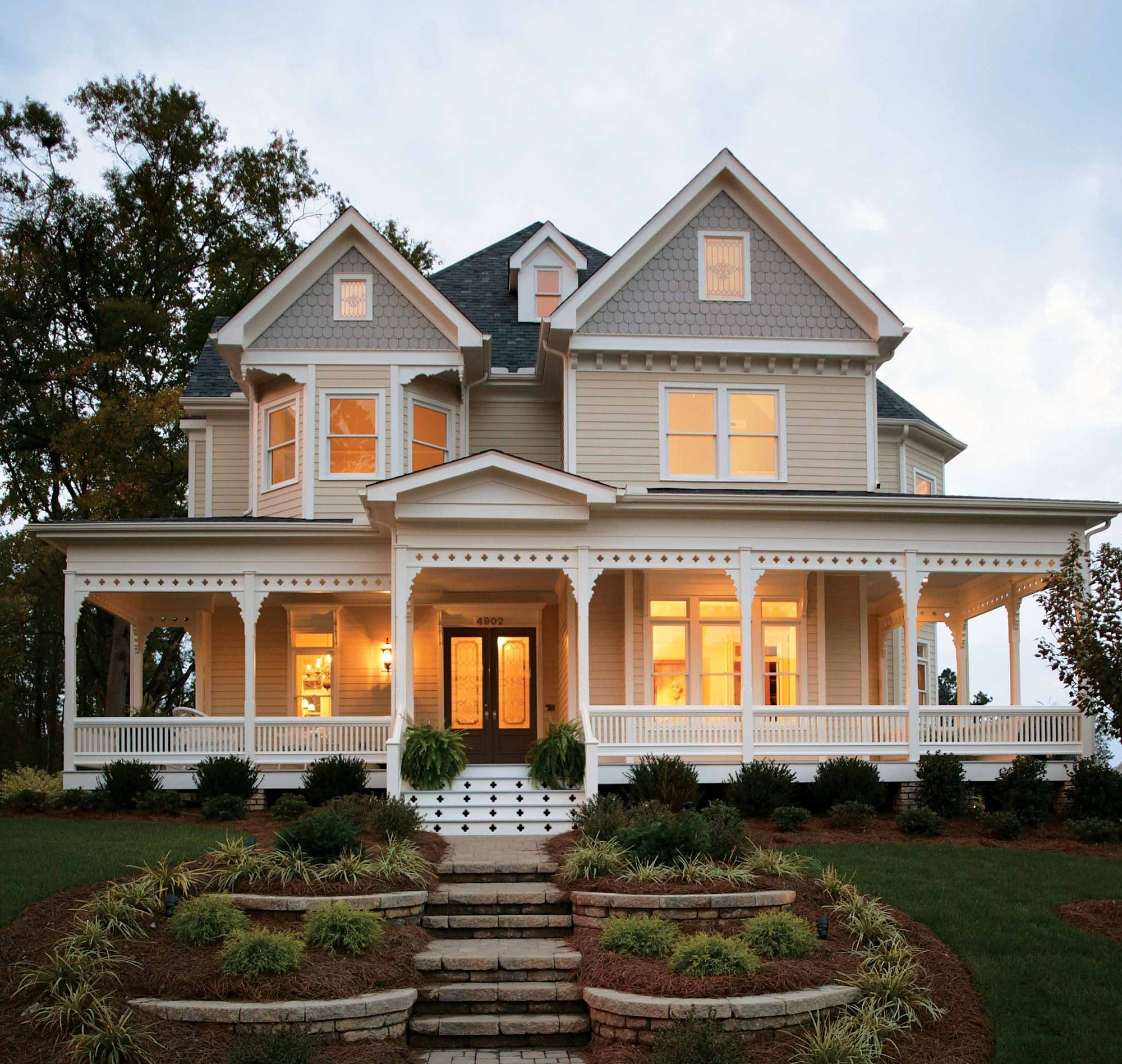 House Plans Farmhouse Wrap Around Porch Metal  U2014 Randolph Indoor And Outdoor Design
