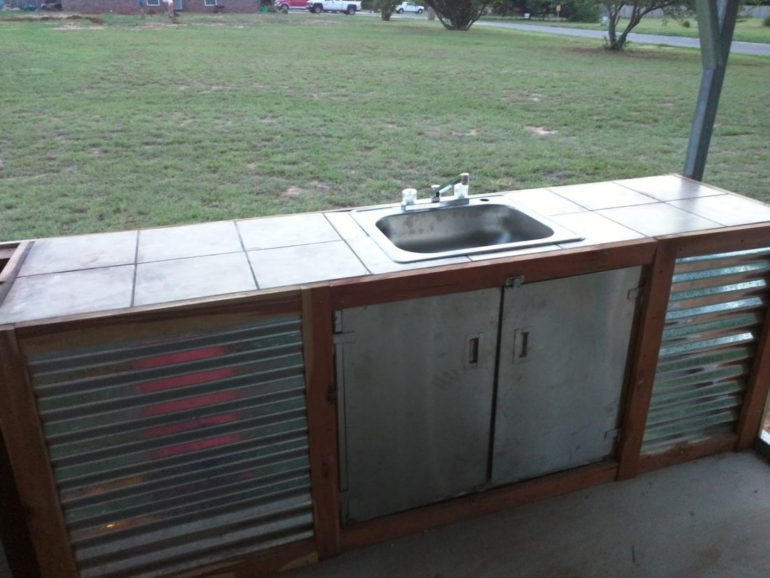 Affordable Outdoor Kitchen Sink Drain — Randolph Indoor and ...