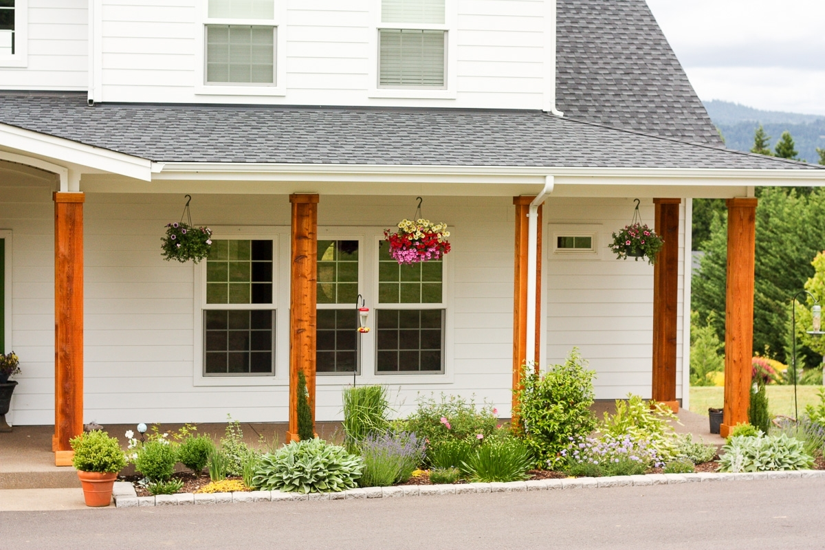 How To Replace Front Porch Pillars