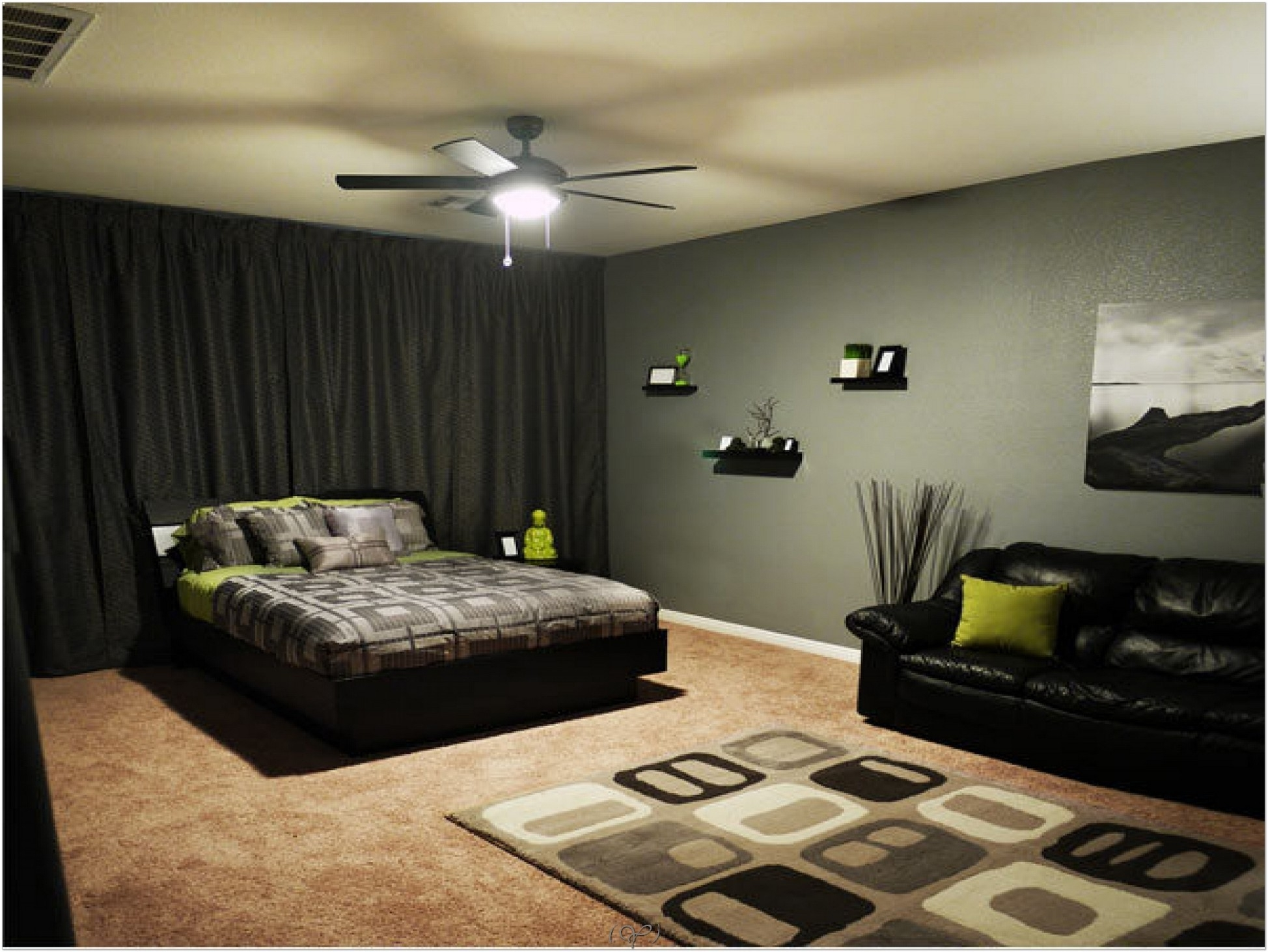 Ideas For Bedroom Walls Young Adult Randolph Indoor And Outdoor Design