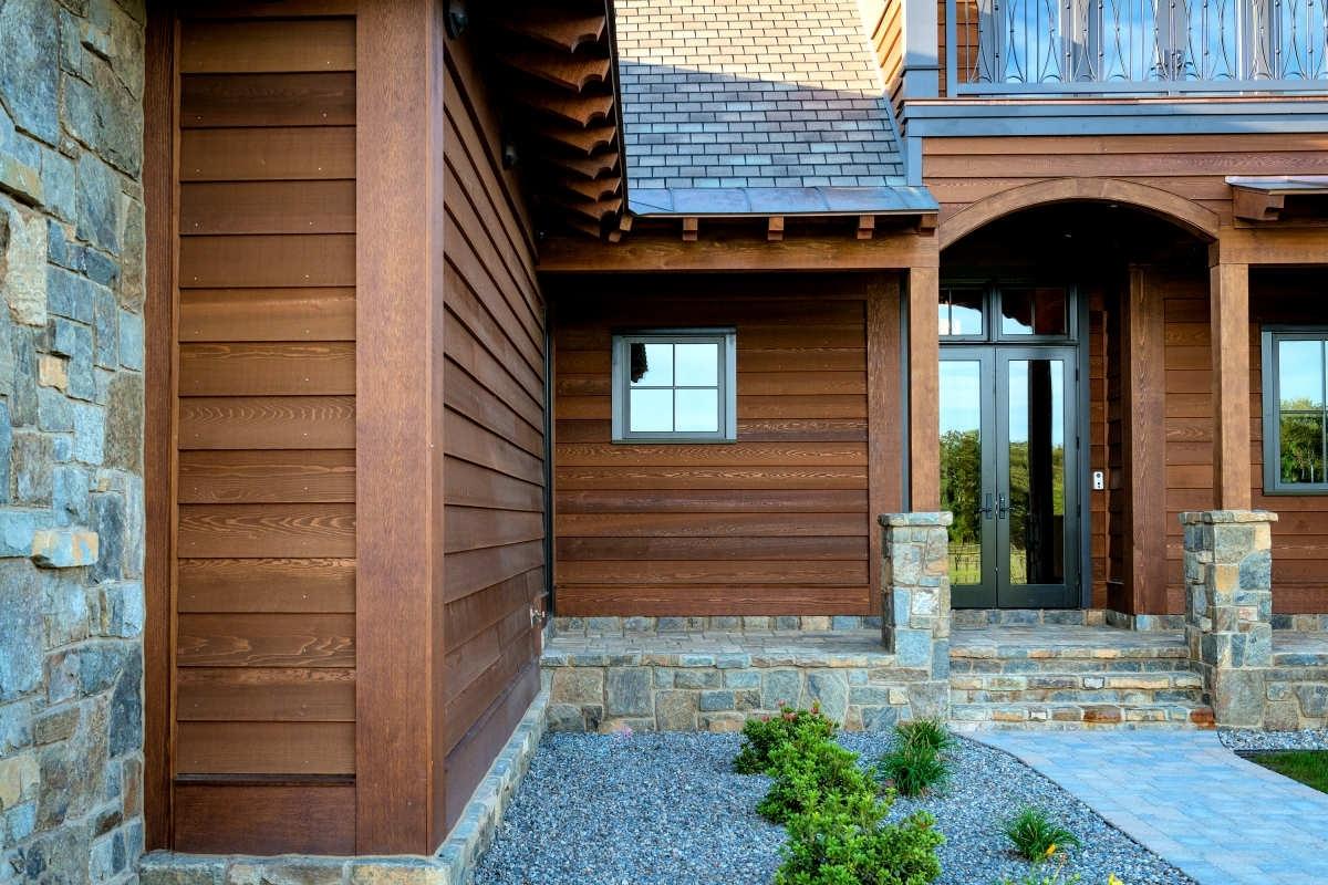 Beveled Cedar Siding Styles Randolph Indoor And Outdoor