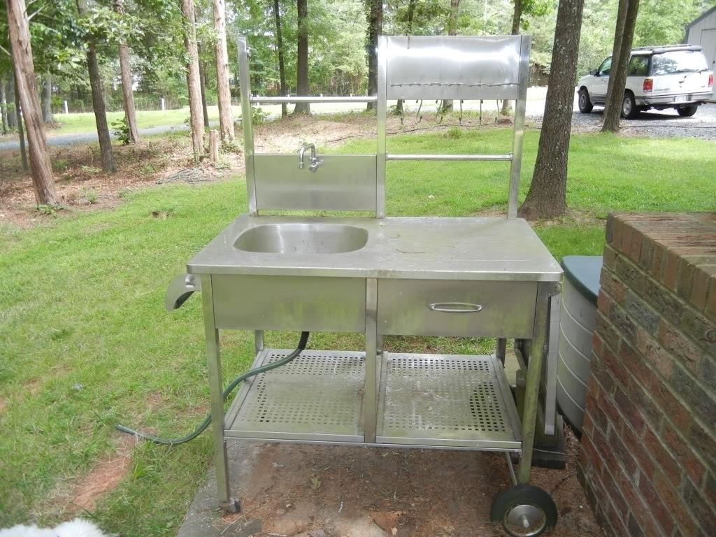Is Outdoor Kitchen Sink Drain Gray Water — Randolph Indoor ...