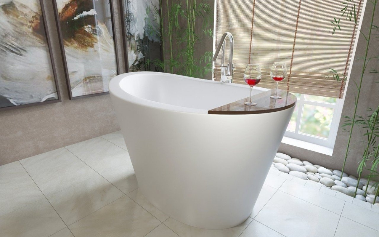 Japanese Soaker Tub With Shower Combo Randolph Indoor And