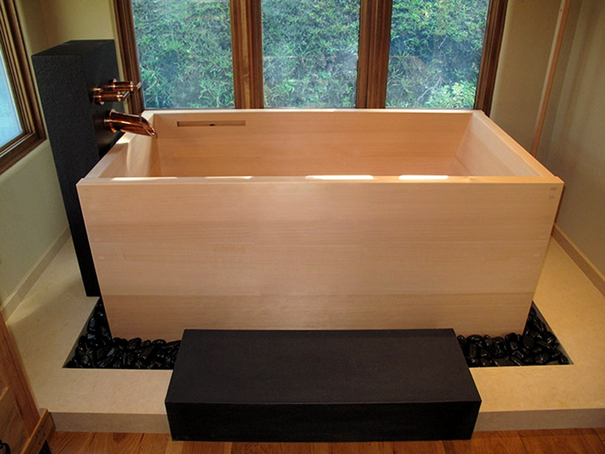 Japanese Soaker Tub Shower Combo Randolph Indoor And Outdoor Design