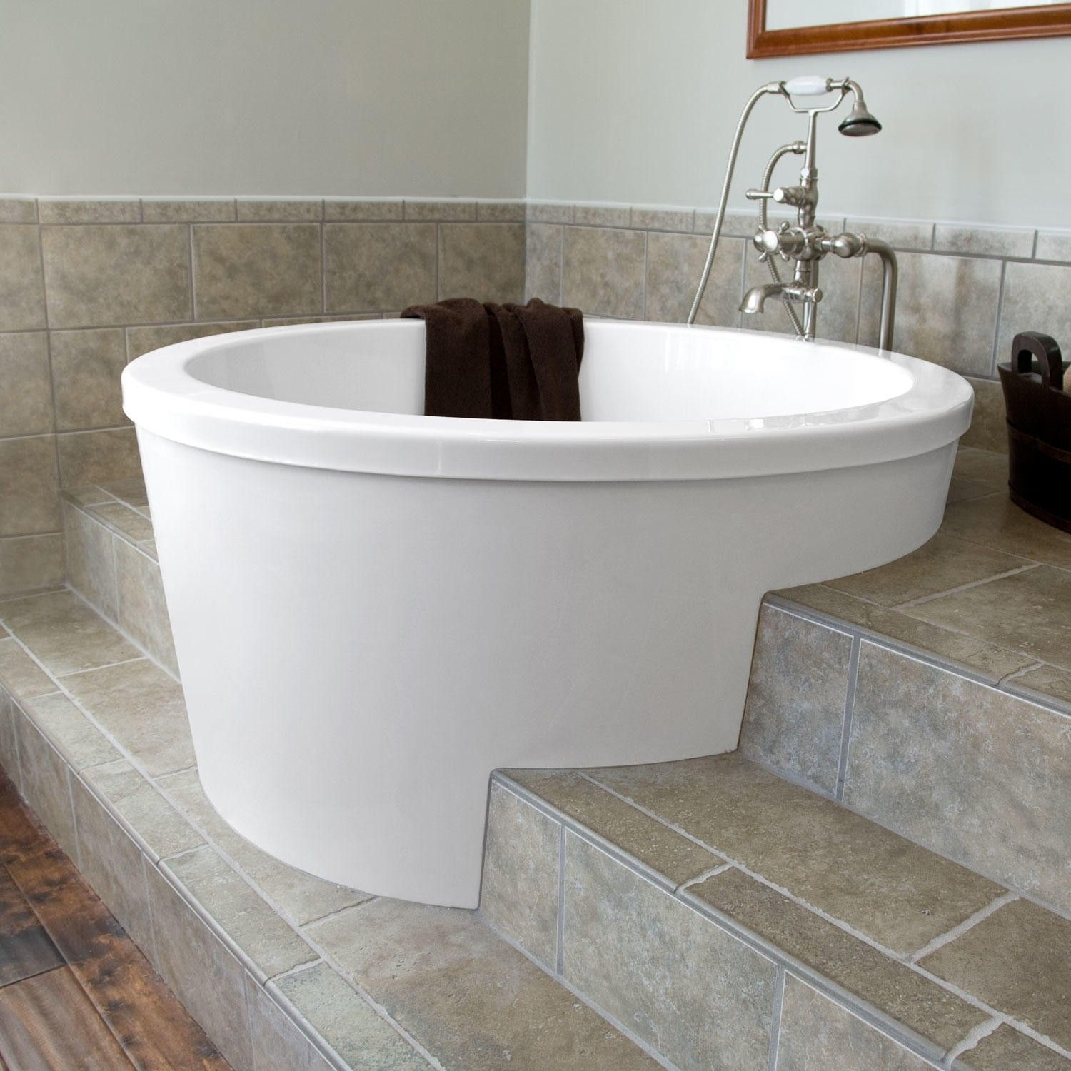 Japanese Soaker Tub With Shower Randolph Indoor And Outdoor Design