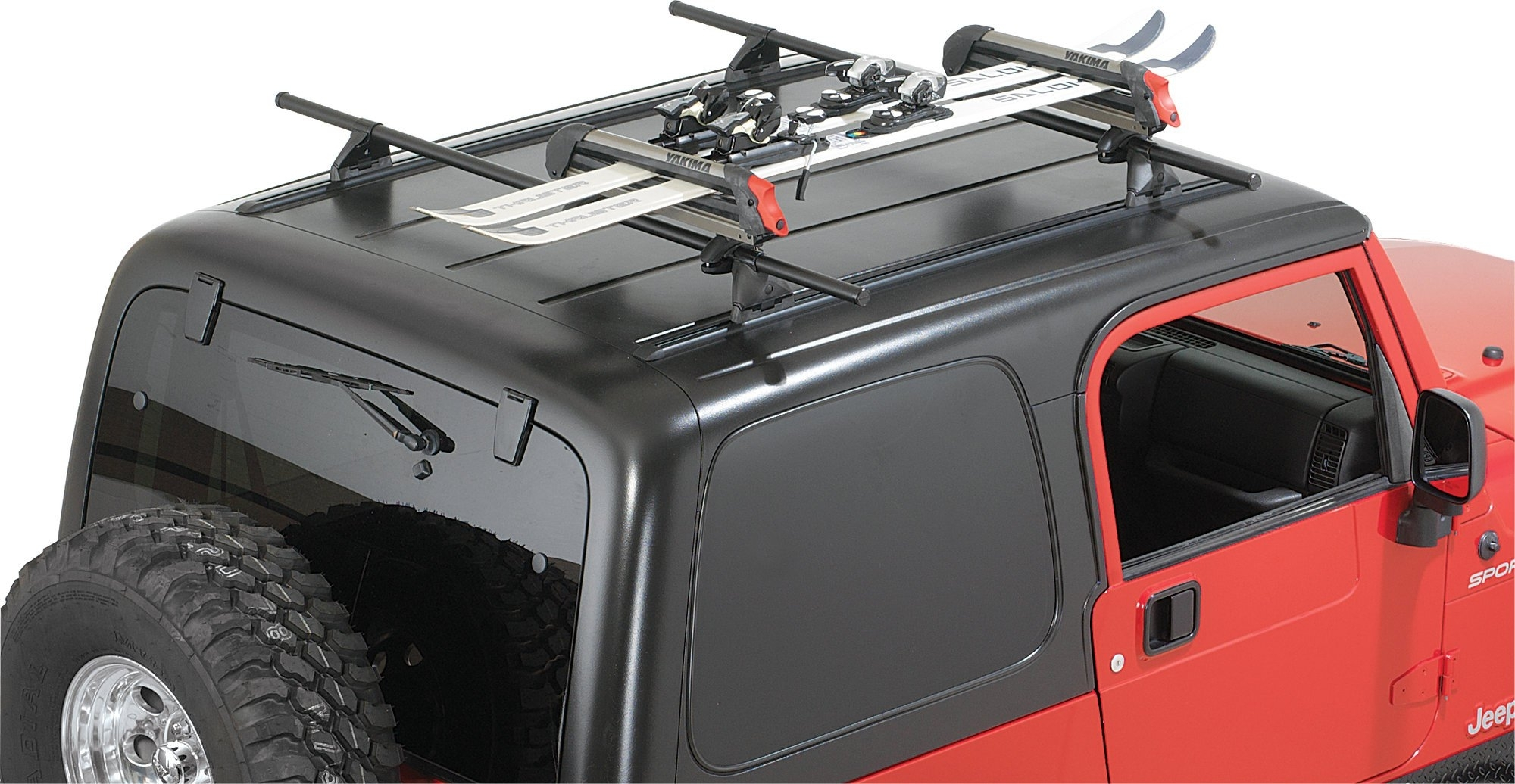 Jeep Wrangler Snowboard Rack Randolph Indoor And Outdoor Design