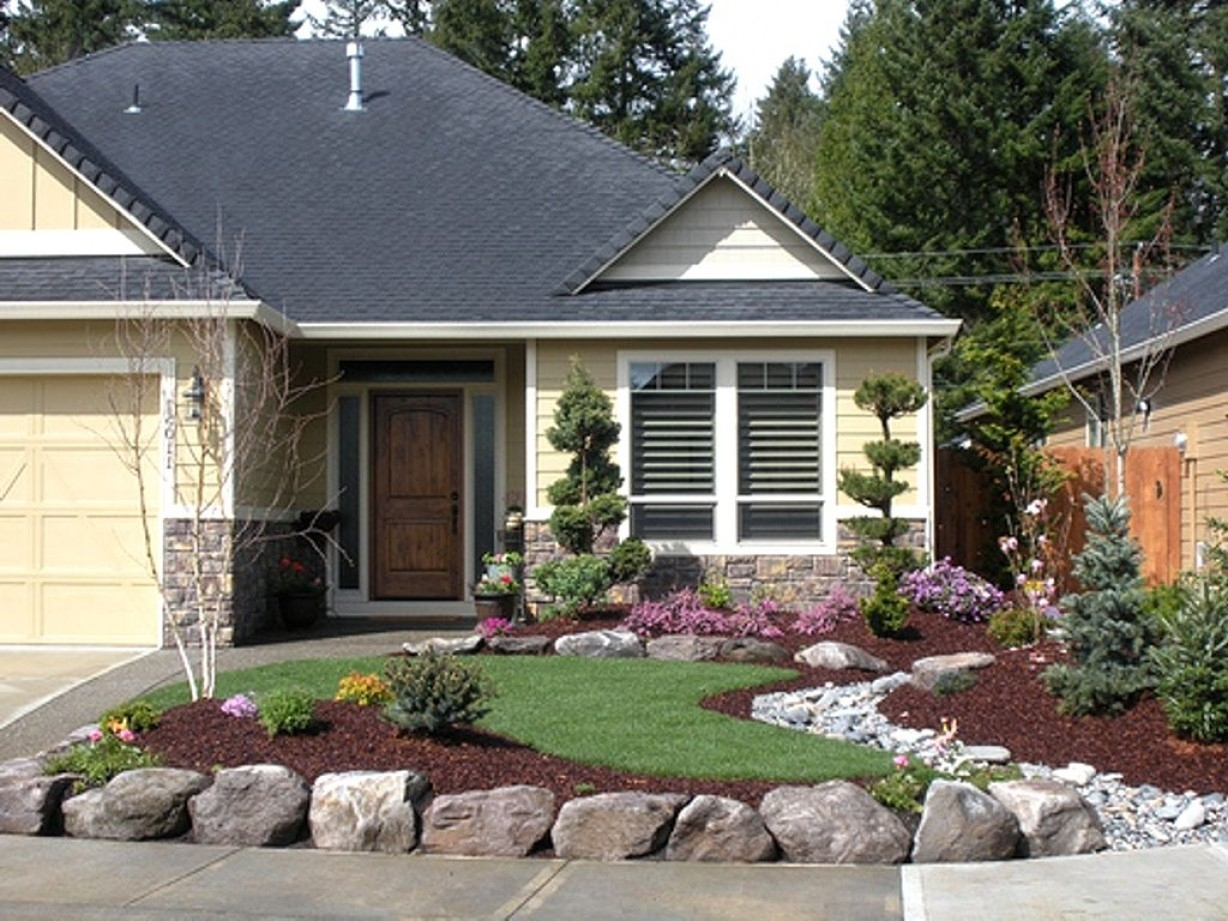 Landscaping Ideas For Brick Ranch Style Homes — Randolph ...