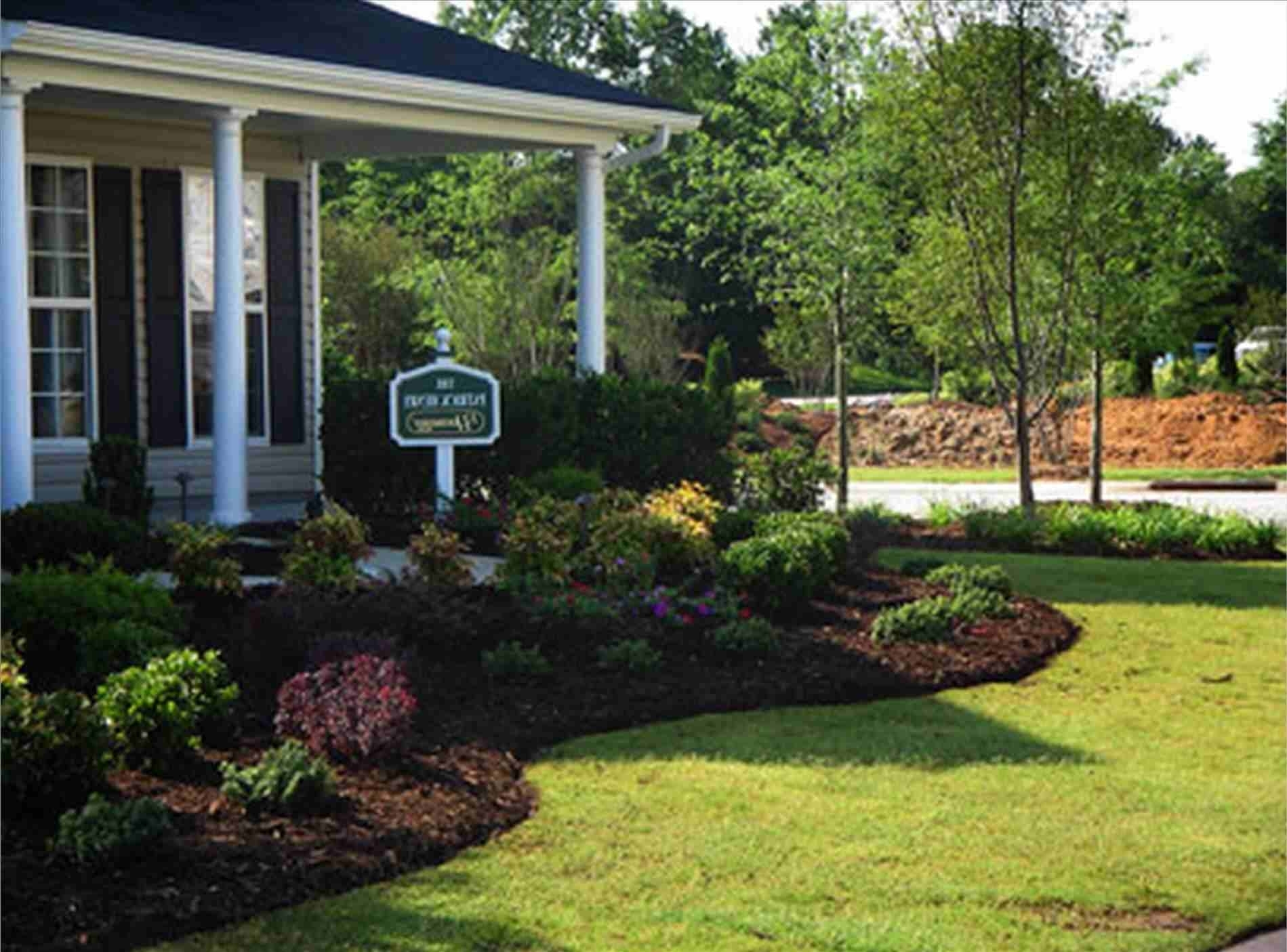 Landscaping Ideas For Ranch Style Homes On Pinterest Randolph