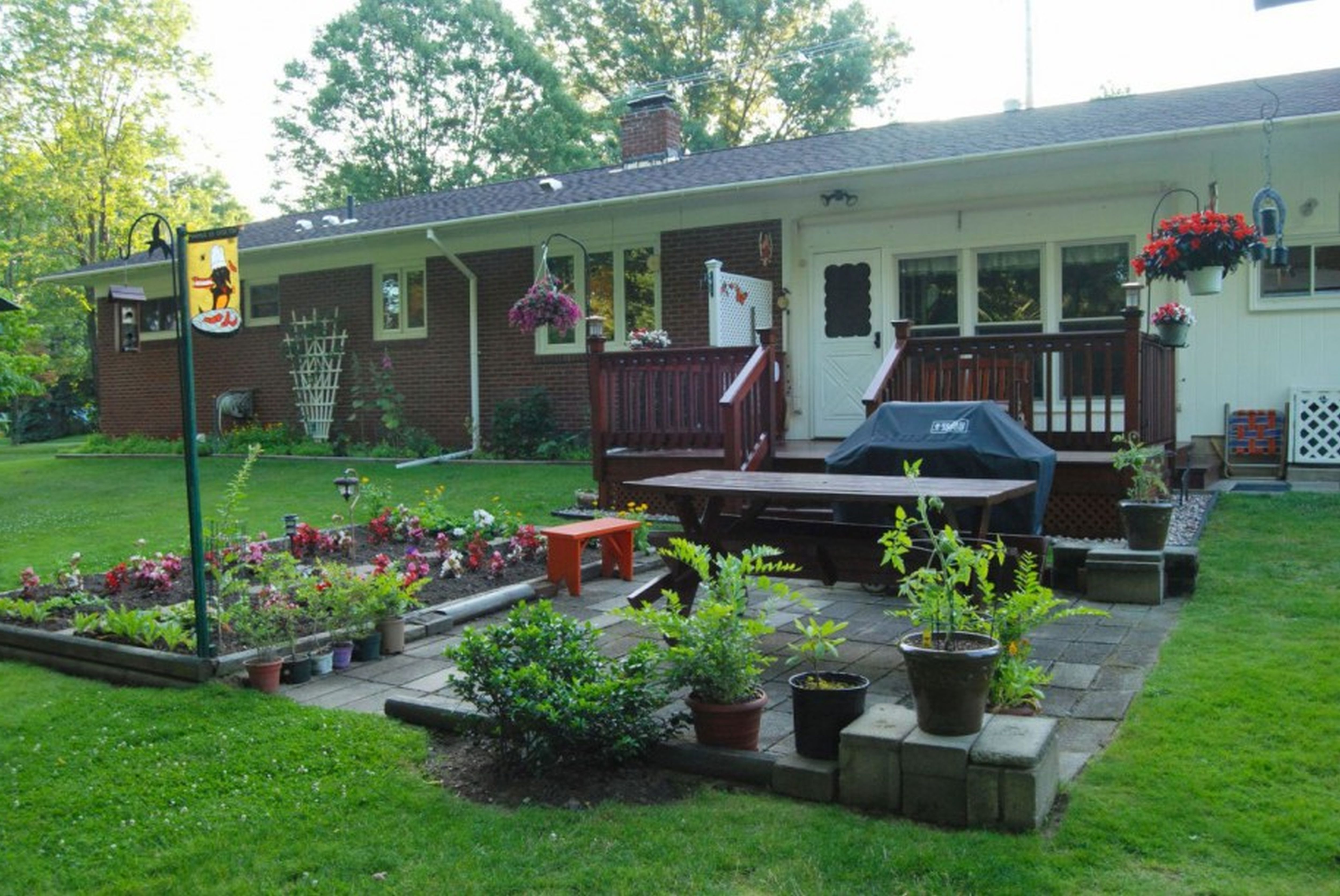 Landscaping Ideas For Ranch Style Homes In The Midwest Randolph