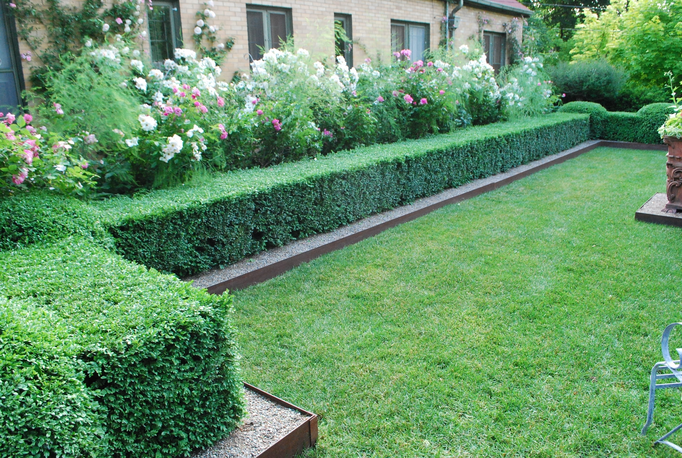 Landscaping With Boxwood Hedges Randolph Indoor And