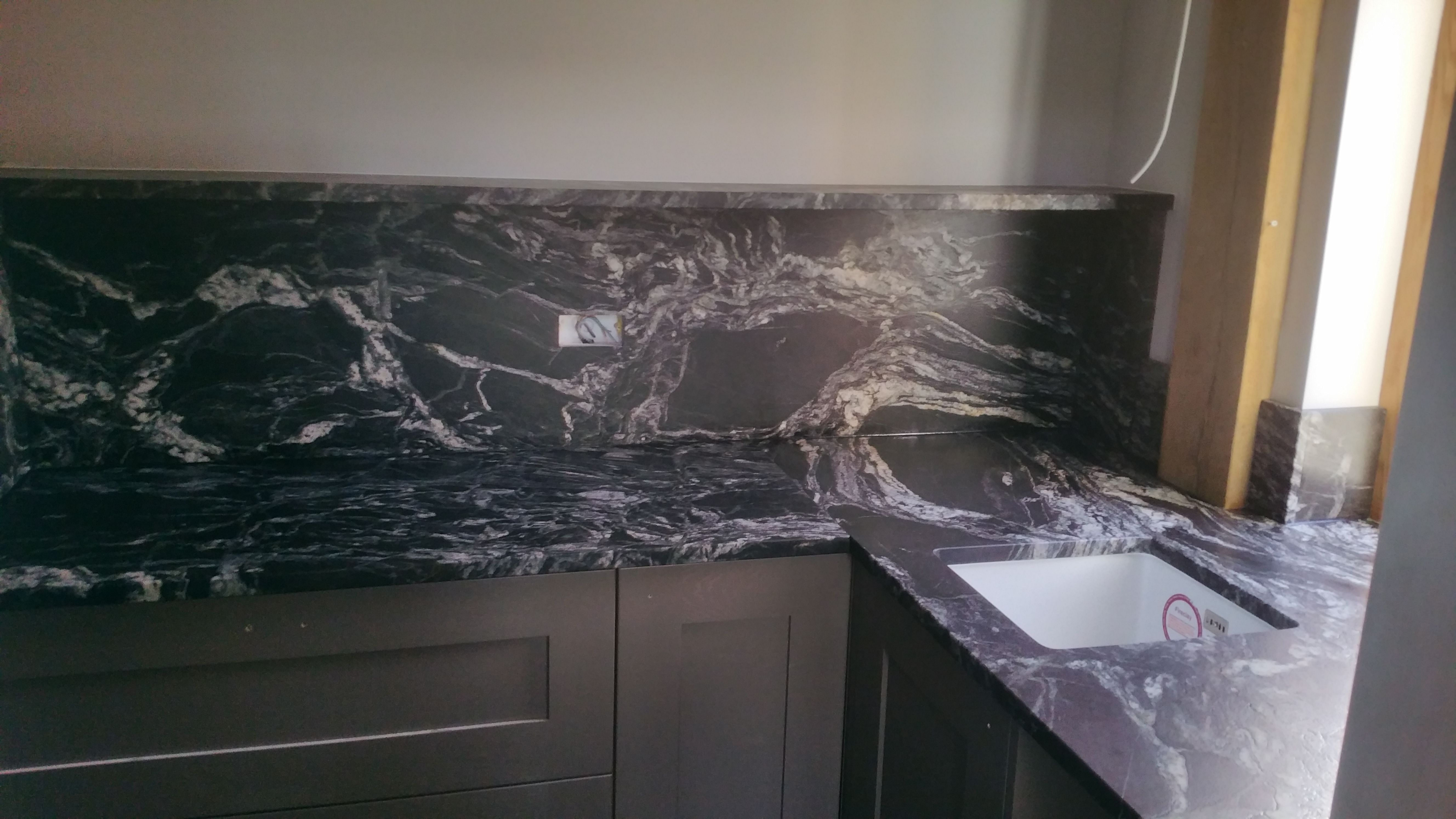 Leathered Granite Countertops Cost Randolph Indoor And