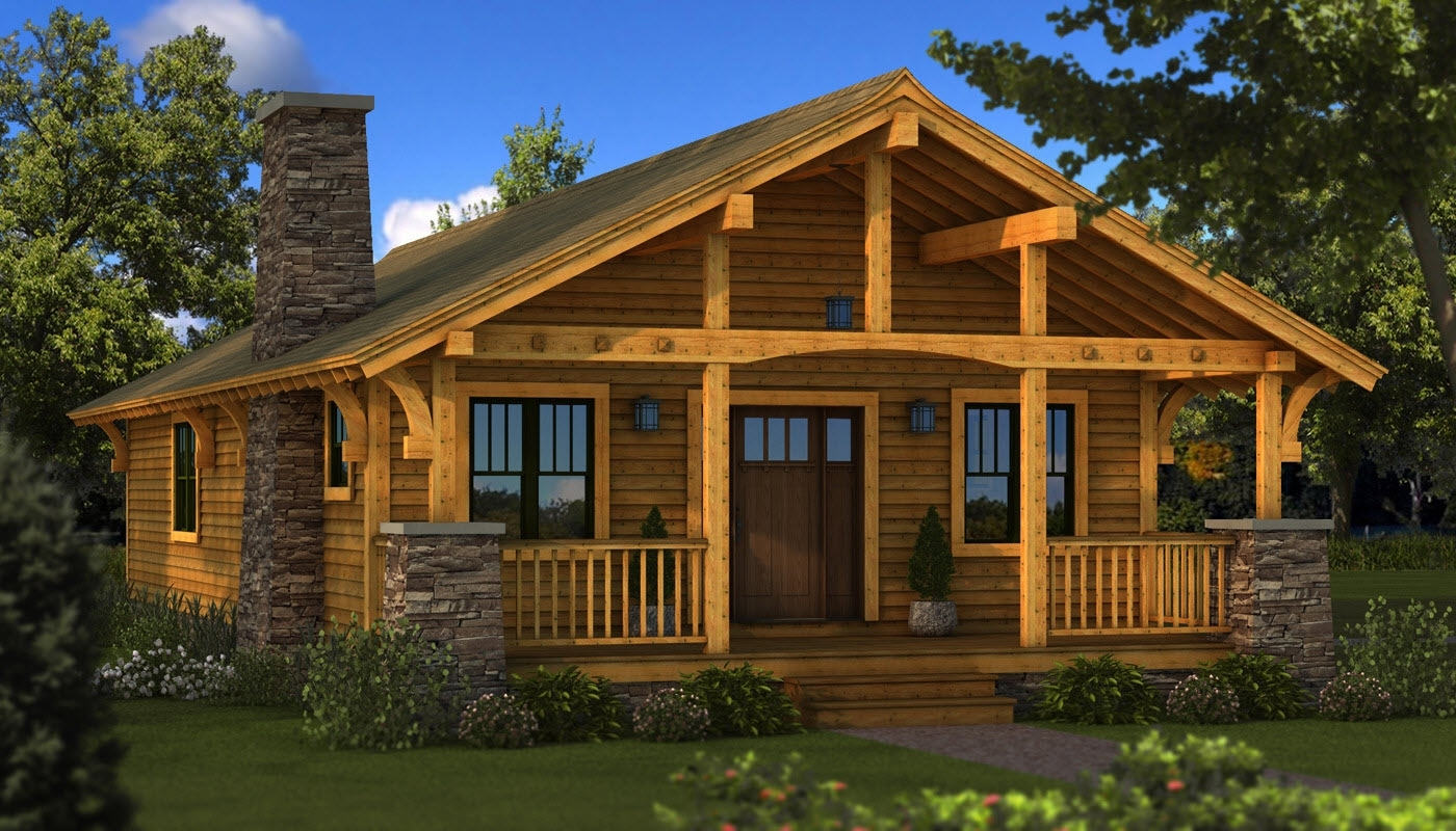 Log Cabin Designs With Wrap Around Porch Randolph Indoor And Outdoor Design