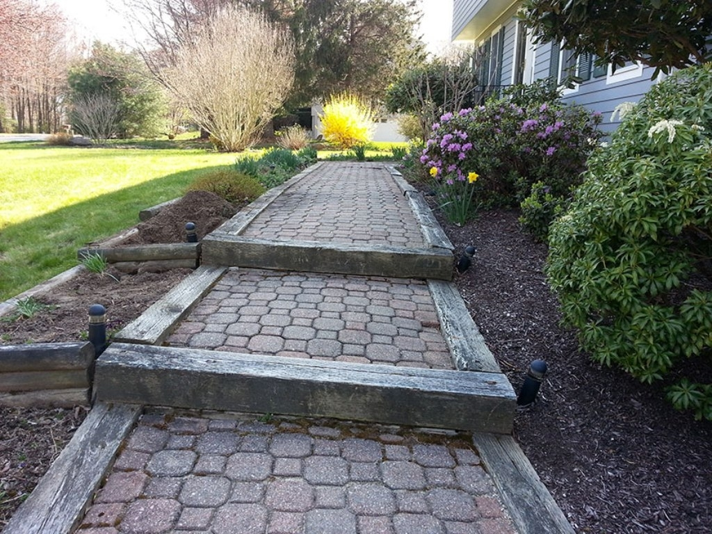 Lowes Landscape Railroad Ties - Lowes Landscape Railroad Ties — Randolph Indoor And Outdoor Design