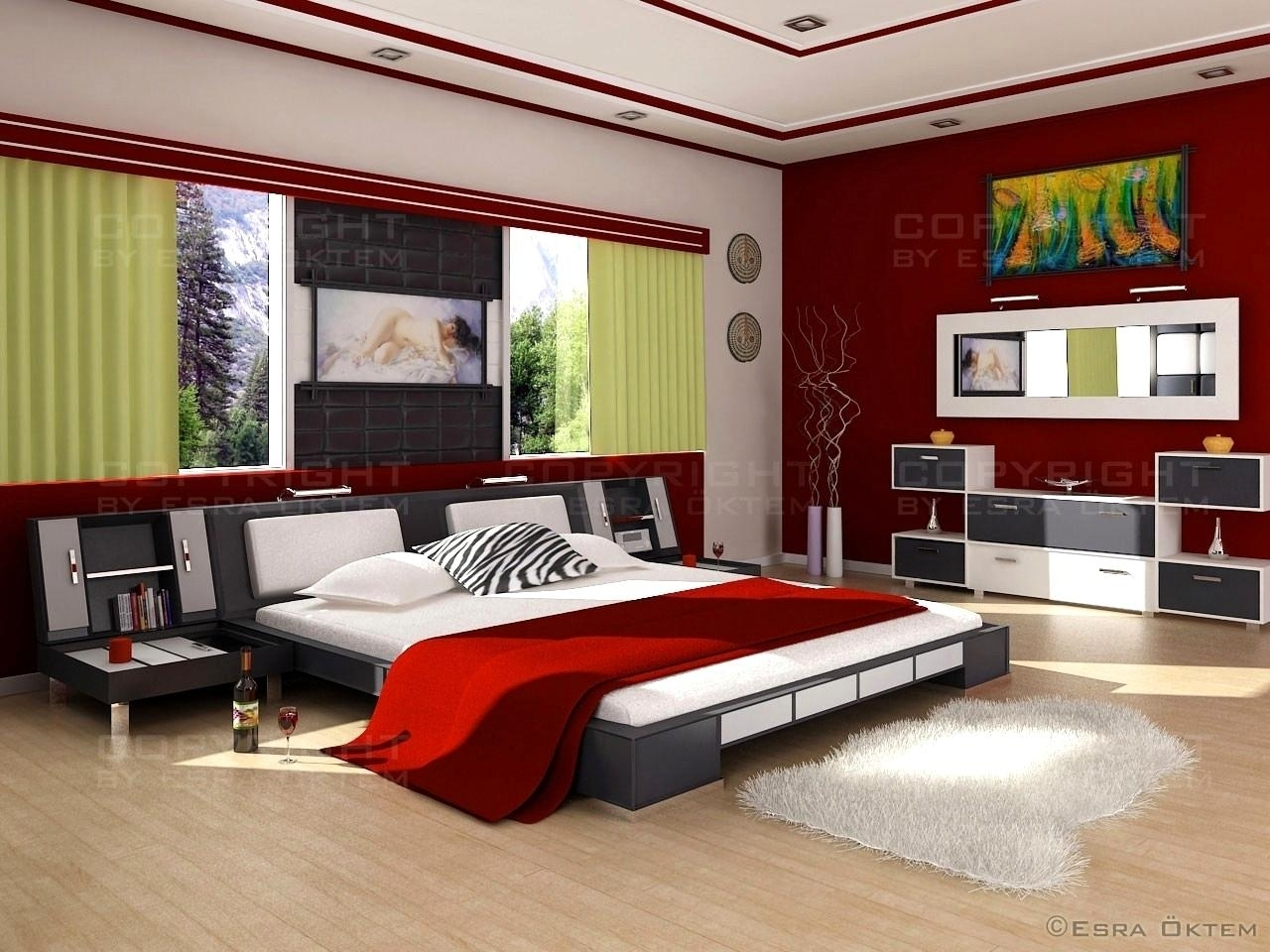 Modern Day Young Adult Bedroom Decor Ideas — Randolph Indoor and