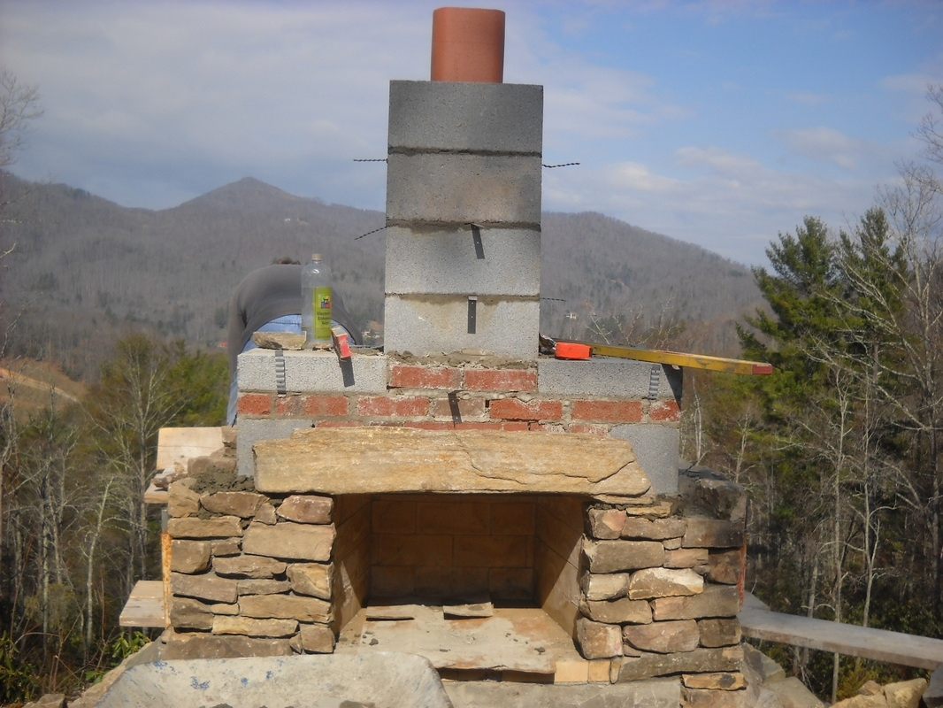 Stone For Outdoor Fireplace Ideas Randolph Indoor And Outdoor Design