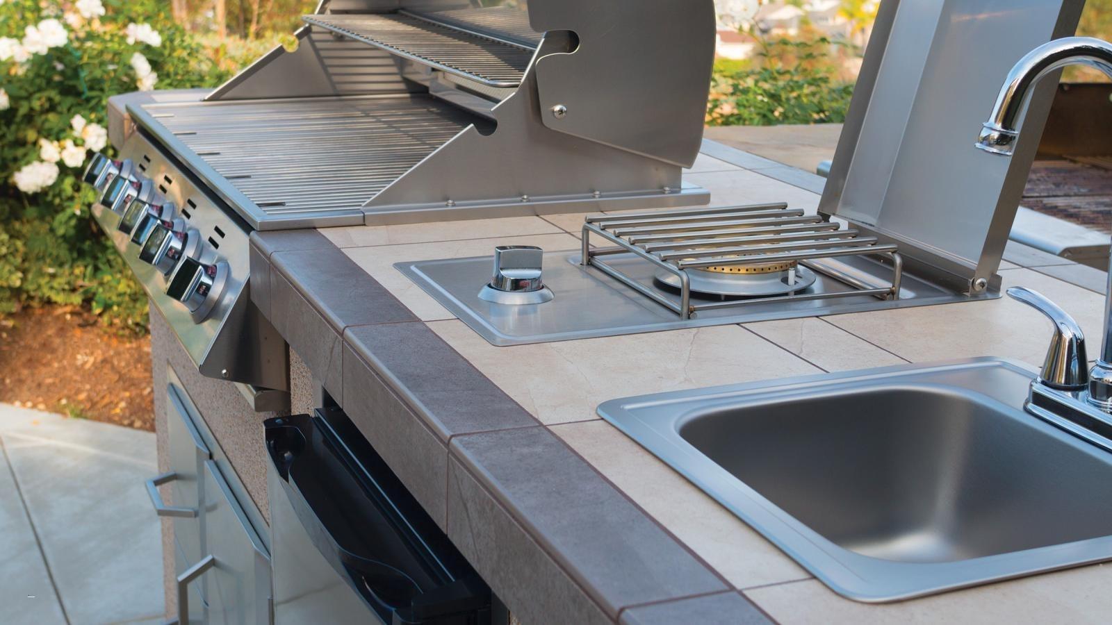 outdoor kitchen sink drain inspiration randolph indoor and outdoor rh randolphsunoco com