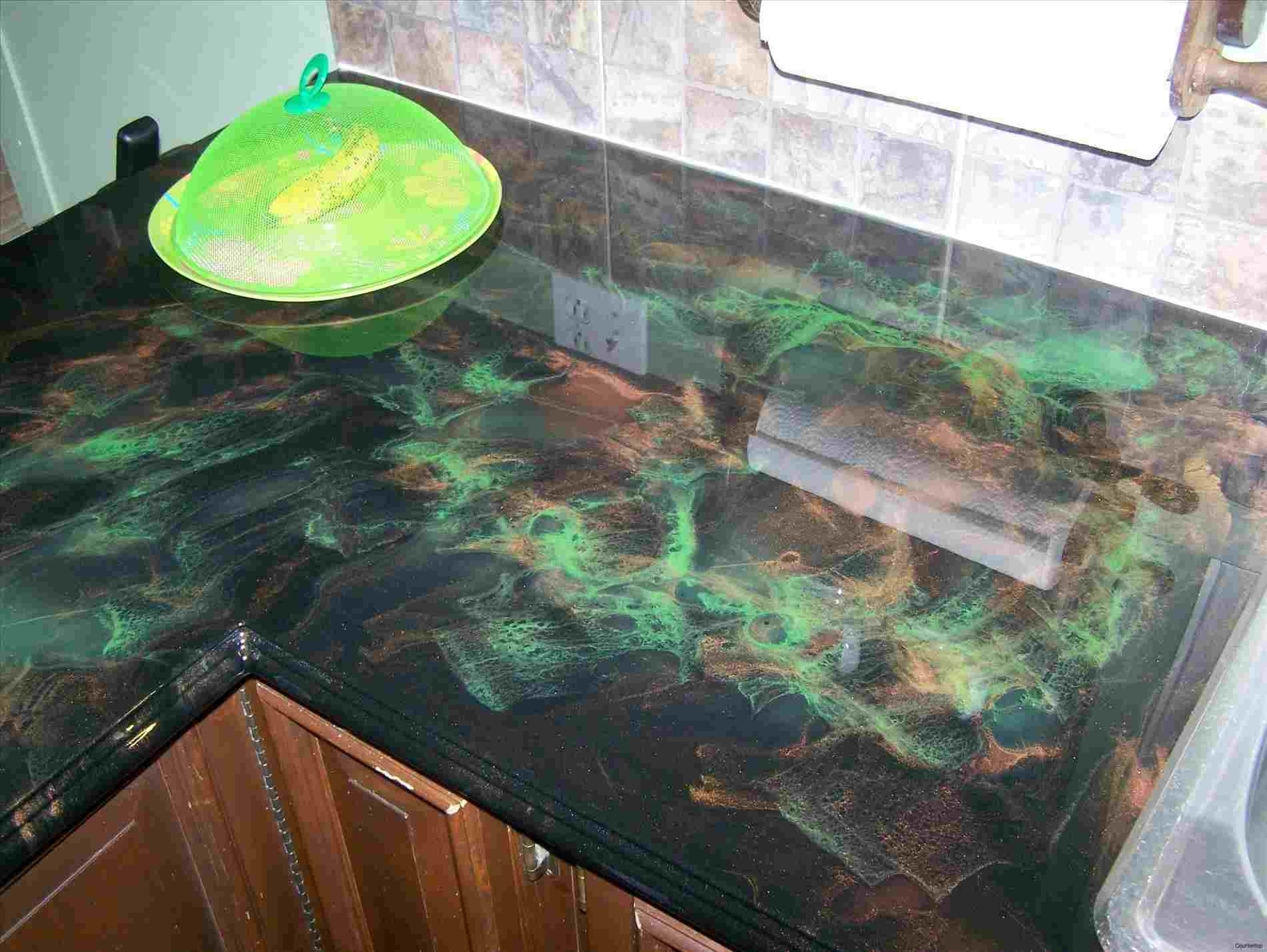 Superieur Polishing Epoxy Resin Countertops