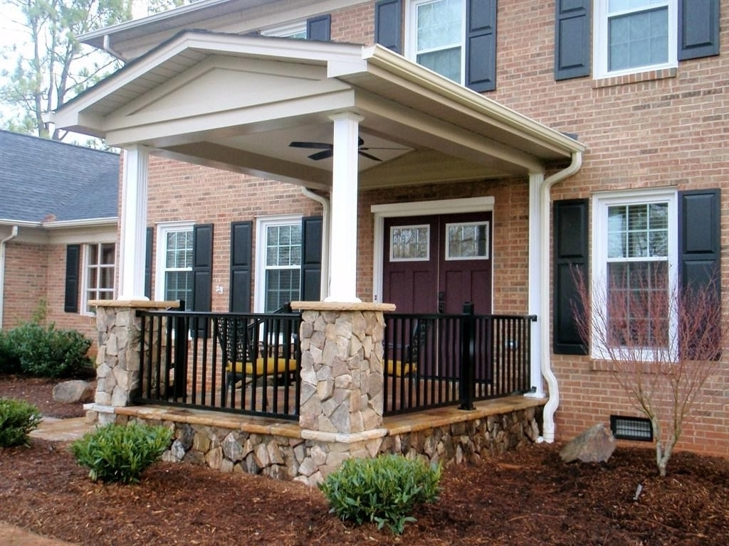 Ranch Front Porch Ideas For Small Houses — Randolph Indoor ... on ranch entrance designs, ranch roof designs, ranch landscaping designs, ranch master bathroom designs, ranch fence designs,