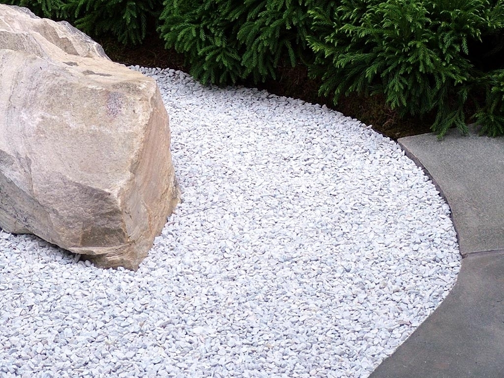 Where To Buy Rocks For Landscaping White Shiny — Randolph Indoor and