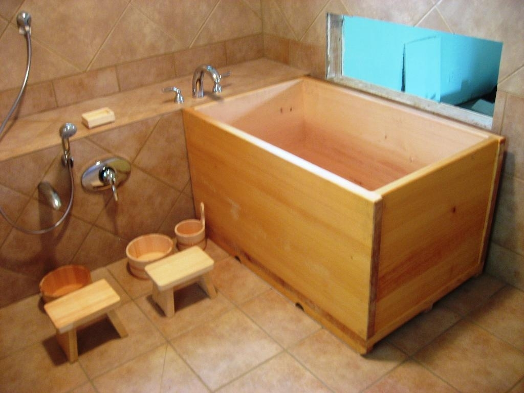 Square Japanese Soaker Tub Randolph Indoor And Outdoor Design
