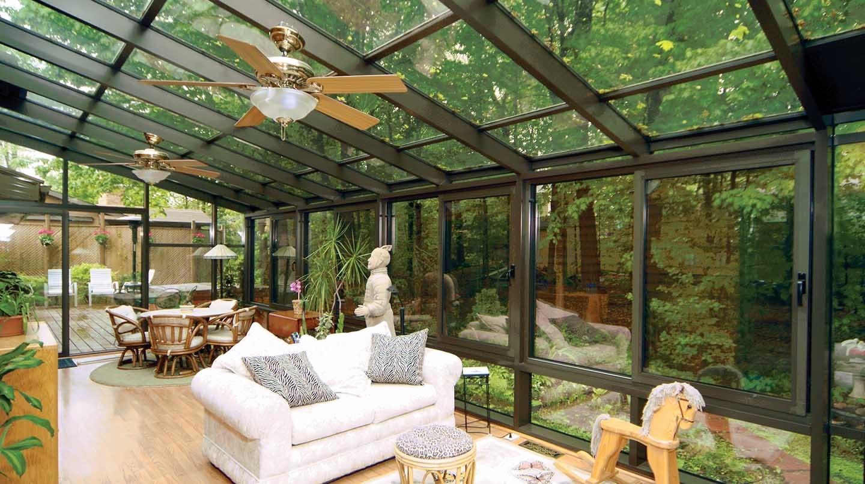 Enclosing A Screened Porch With Storm Windows — Randolph ...