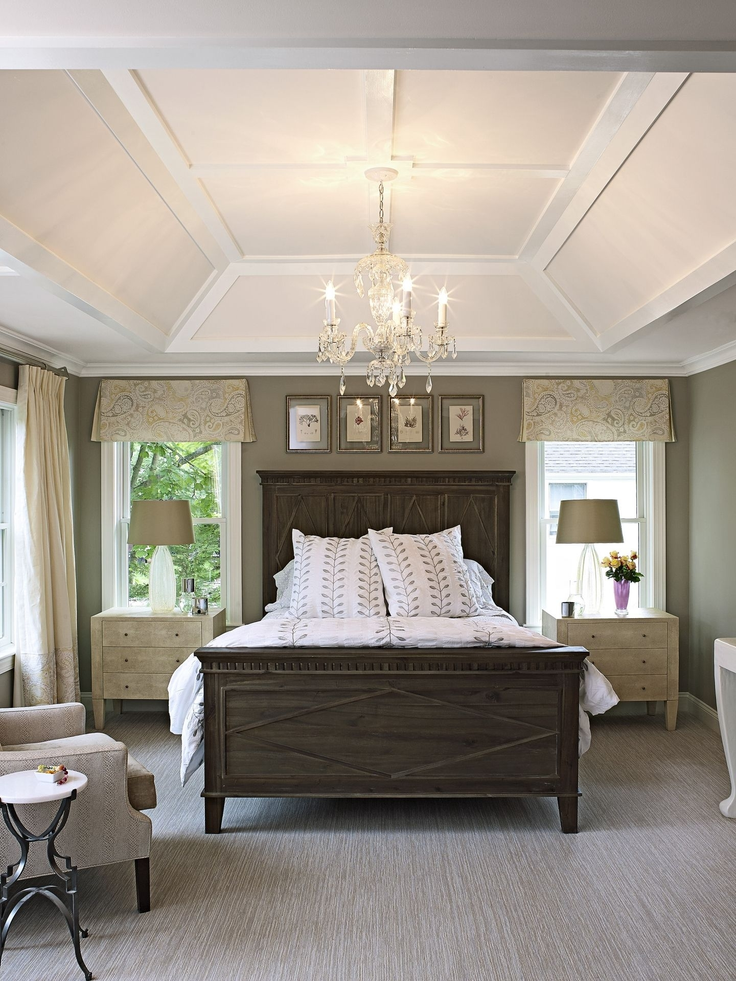 Tray Ceiling Ideas Living Room Randolph Indoor And Outdoor Design
