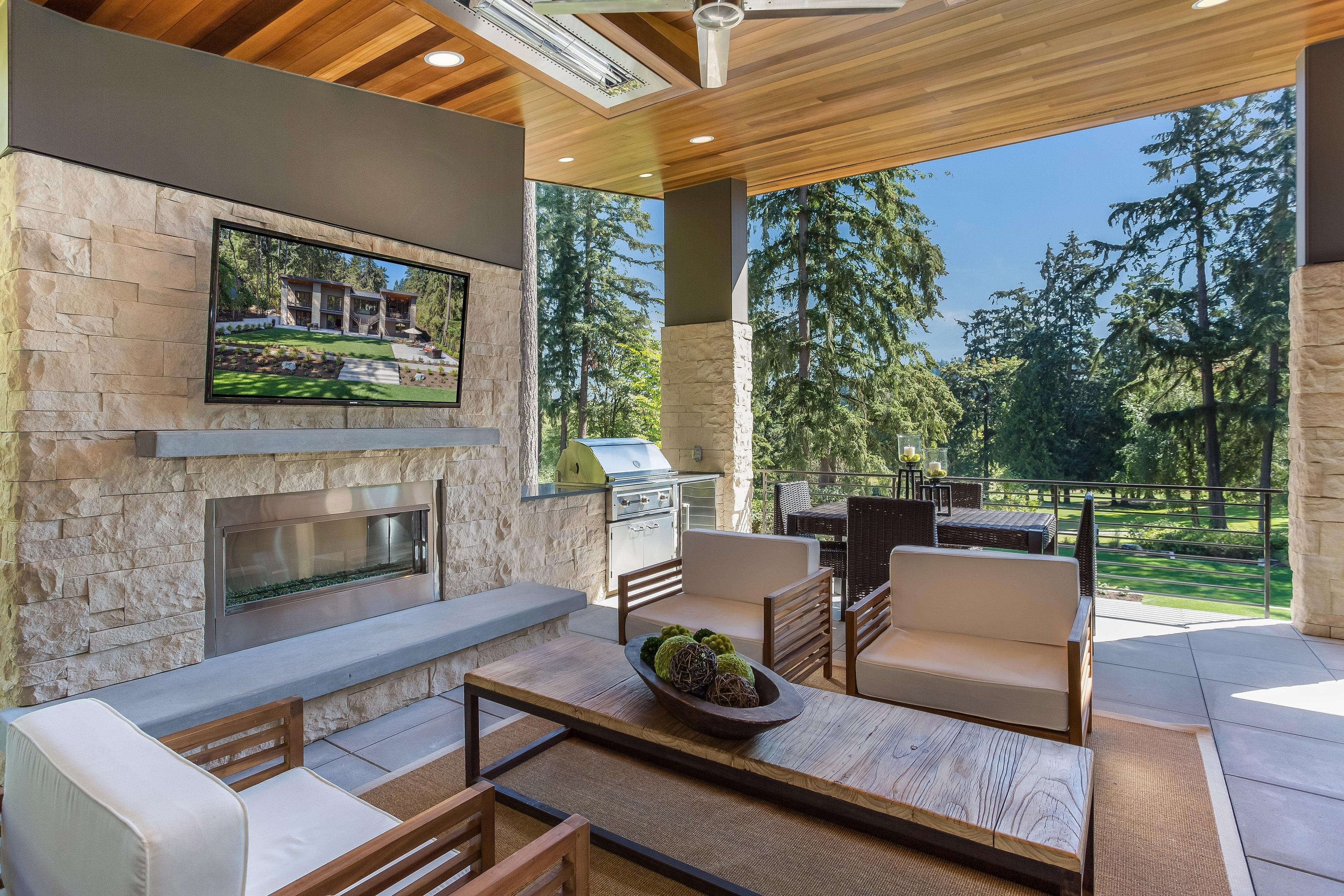 Trend Eldorado Stone Outdoor Kitchen