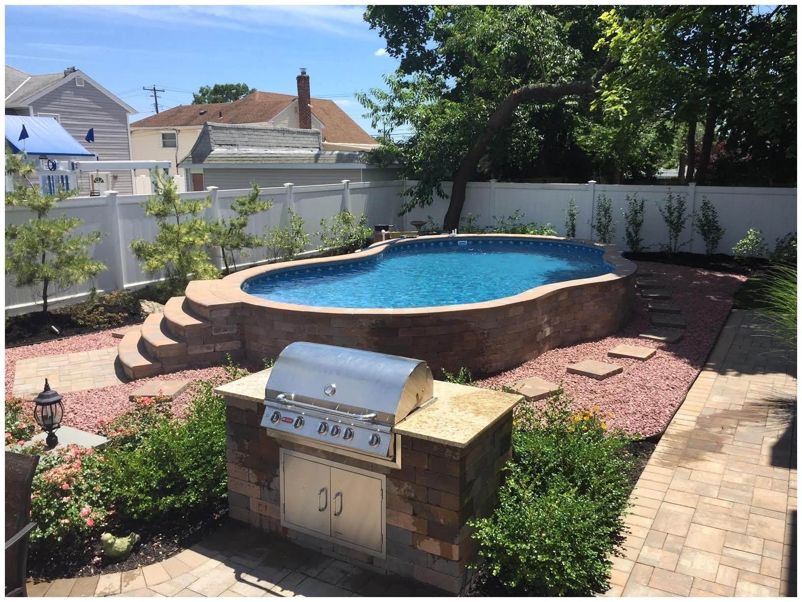 Trend Semi Inground Pool Kits — Randolph Indoor and Outdoor Design