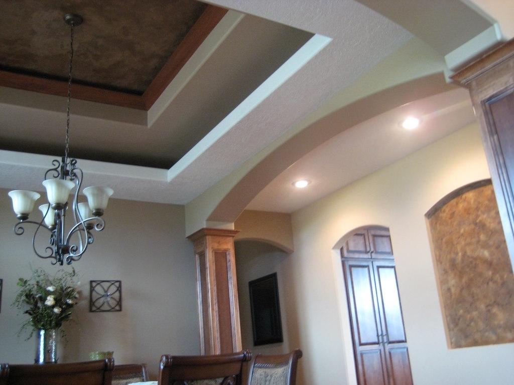 Trey Ceiling Or Tray