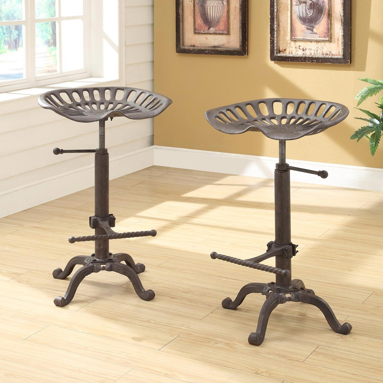 Swell Vintage Drafting Stool Wood Randolph Indoor And Outdoor Design Alphanode Cool Chair Designs And Ideas Alphanodeonline