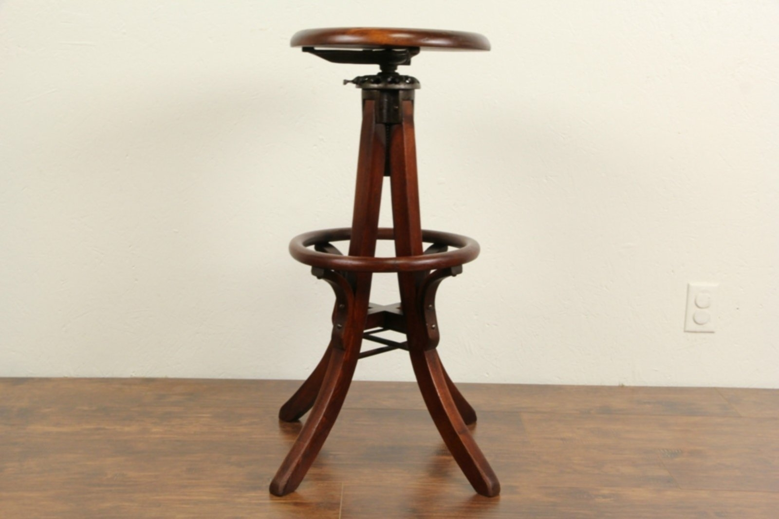 Awesome Vintage Drafting Stool Wood Randolph Indoor And Outdoor Design Alphanode Cool Chair Designs And Ideas Alphanodeonline