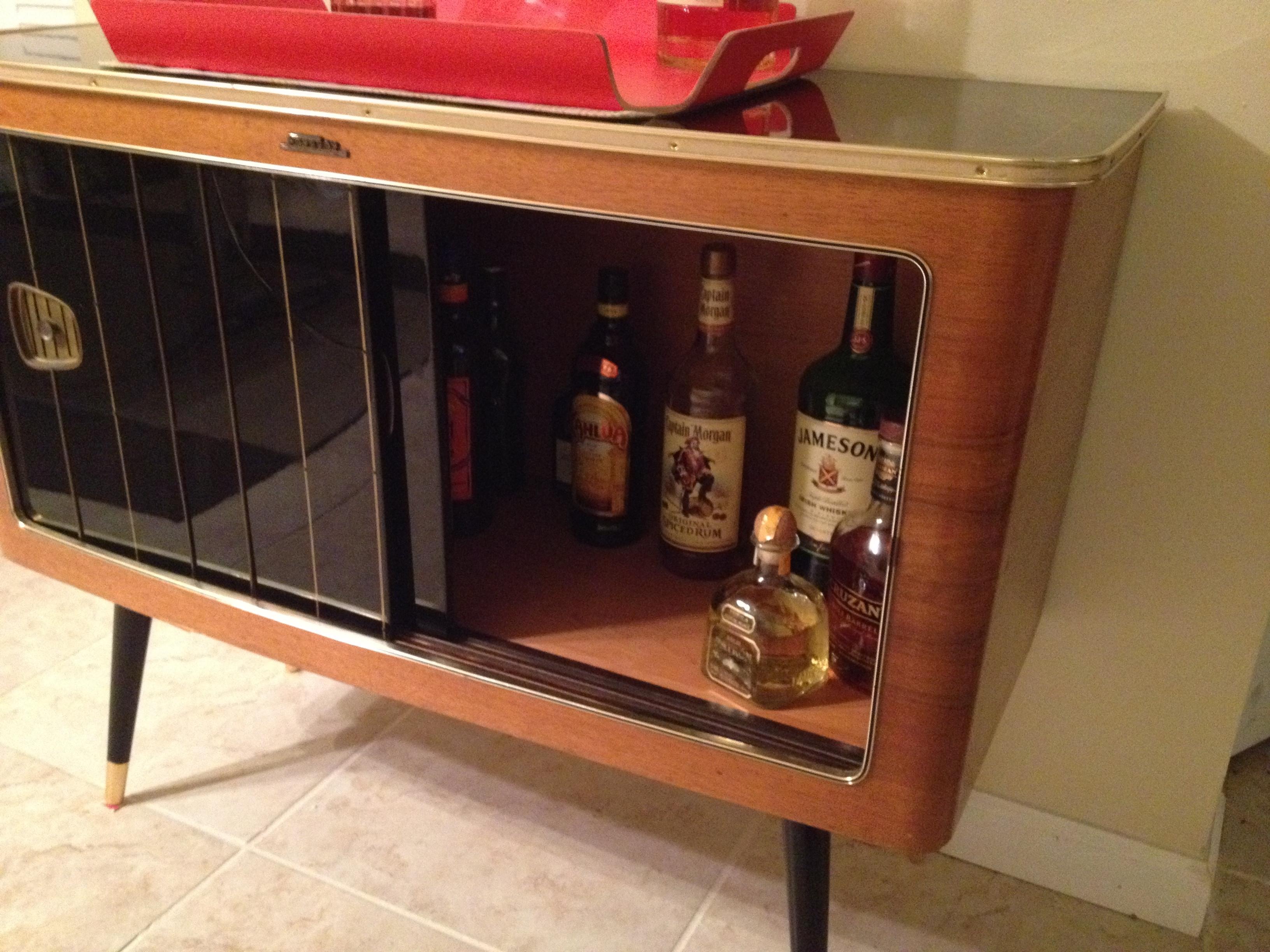 Vintage Liquor Cabinets Randolph