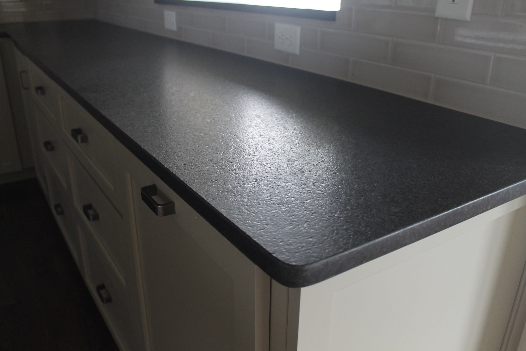 What Is Leathered Granite Countertops