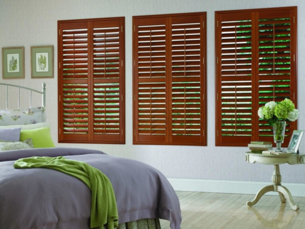 Cellwood Open Louver Shutters Randolph Indoor And
