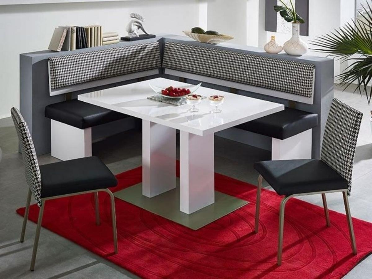 Picture of: Small Corner Booth Dining Set Randolph Indoor And Outdoor Design