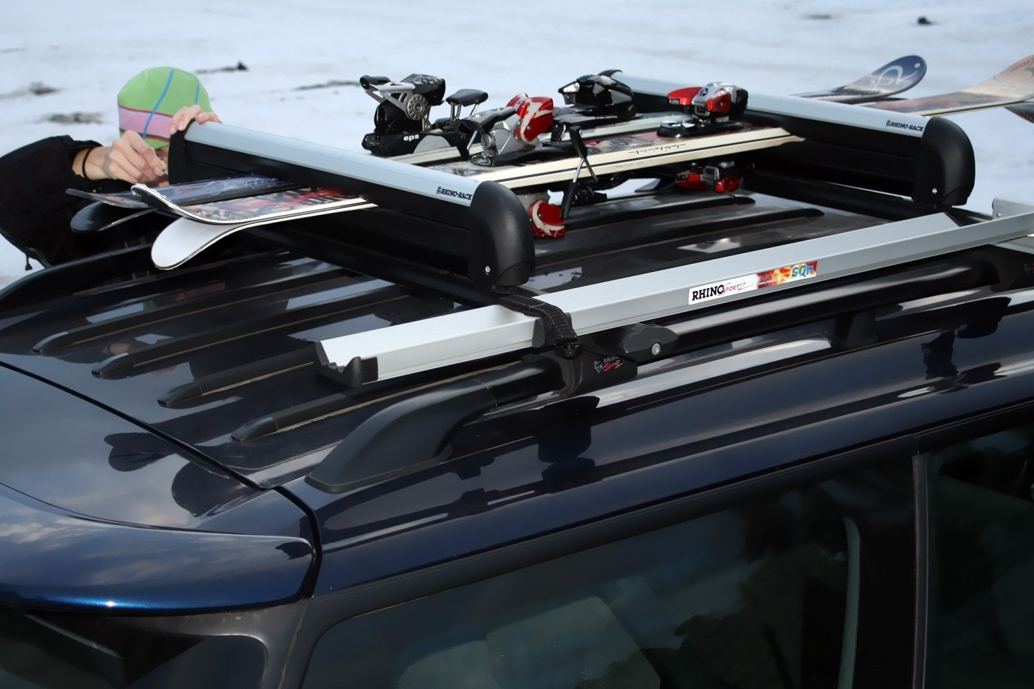 Snowboard Roof Rack Randolph Indoor And Outdoor Design